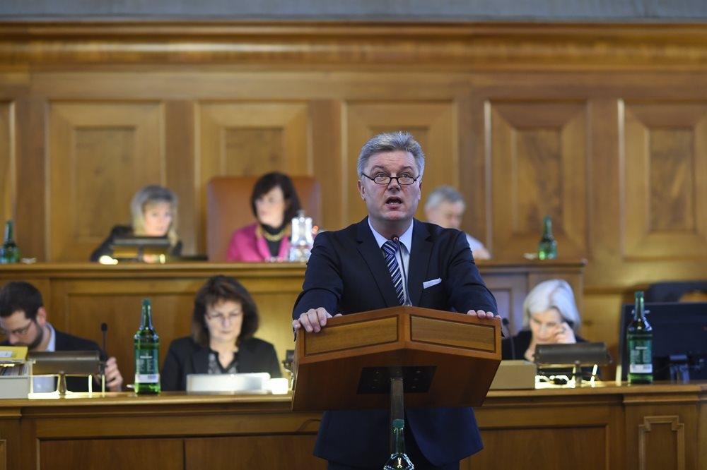 Votum im Kantonsrat